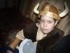 шлем викинга из папье-маше
