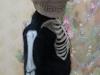череп для новогоднего костюма из папье-маше